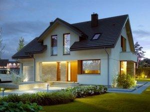 Проекты коттеджей общей площадью от 140 до 200 кв.м.