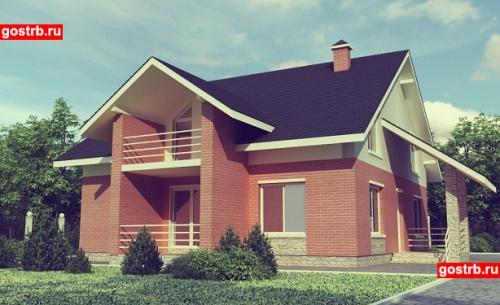 Проект дома м505