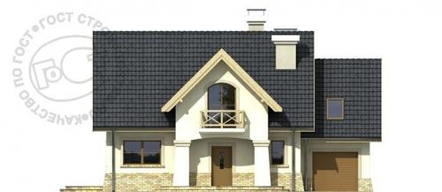 Проект дома м310