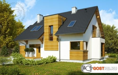 Проект дома м313