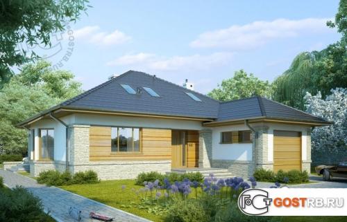Проект дома м319