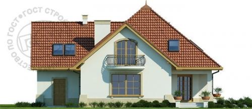 Проект дома м322