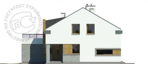 Проект дома м327