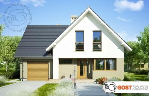 Проект дома м335