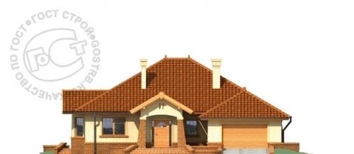 Проект дома м343