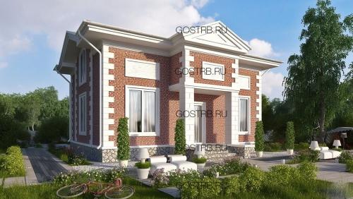 проект дома м484