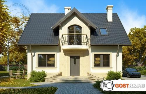 Проект дома м361
