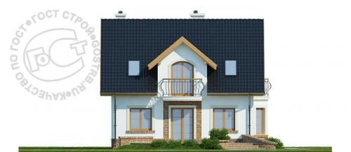 Проект дома м362