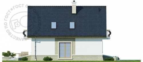 Проект дома м363