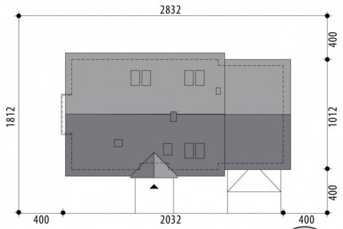 Проект дома м365