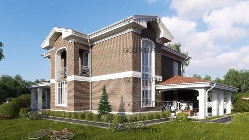 проект дома д502