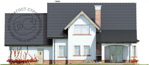 Проект дома м372