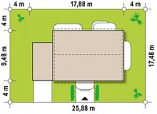 проект дома м467