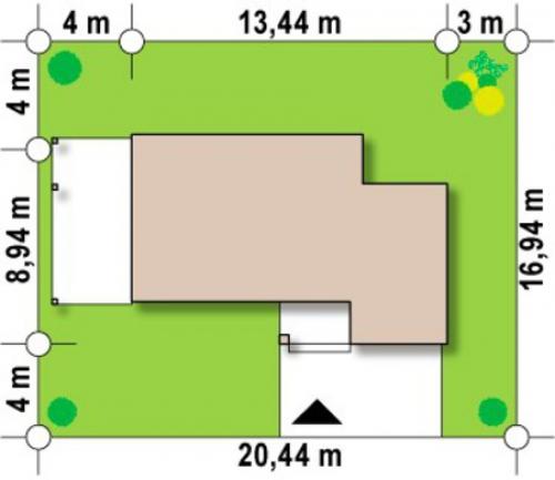 проект дома м471
