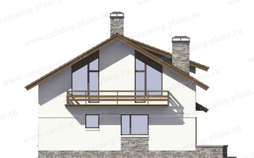 проект дома д1930
