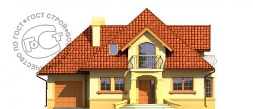 Проект дома м413