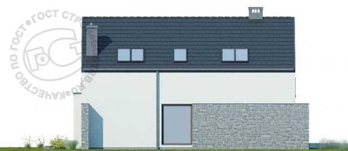 Проект дома м221