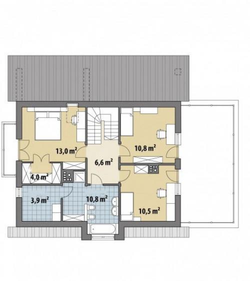 Проект дома м425