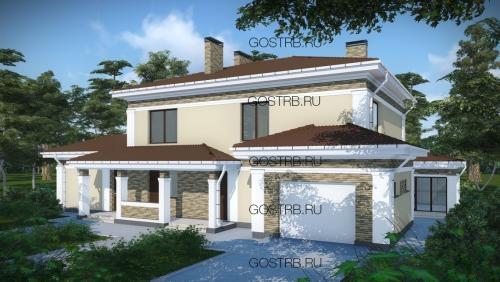 проект дома м465