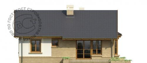 Проект дома м429