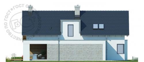 Проект дома м222