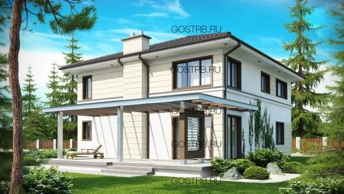 проект дома м474