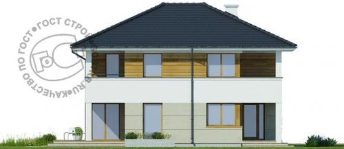 Проект дома м441