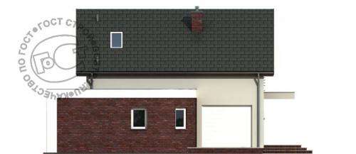 Проект дома м442