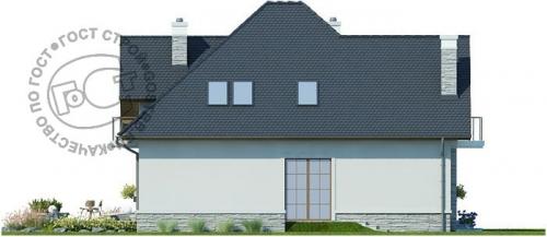 Проект дома д459