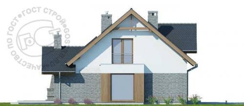Проект дома м225