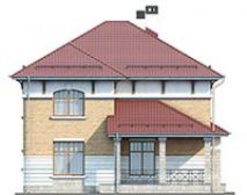 проект дома д1906