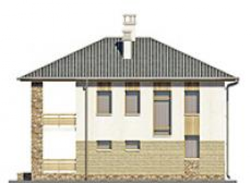 проект дома д1910