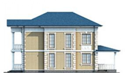 проект дома д1917