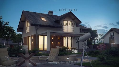 проект дома м482