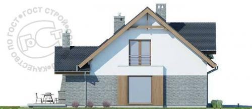 Проект дома м2233