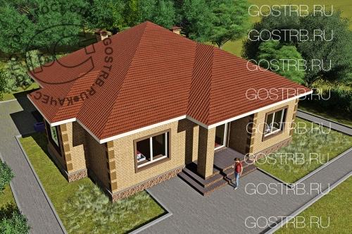 проект дома м876