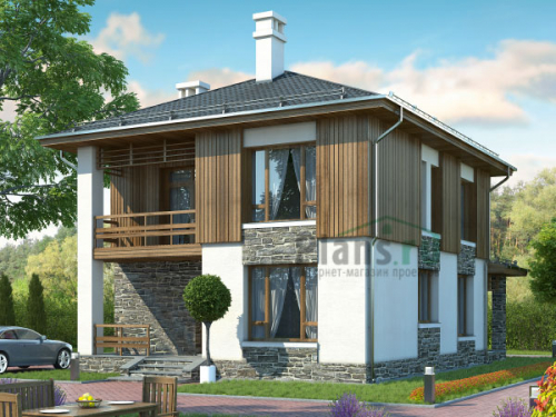 проект дома д1902