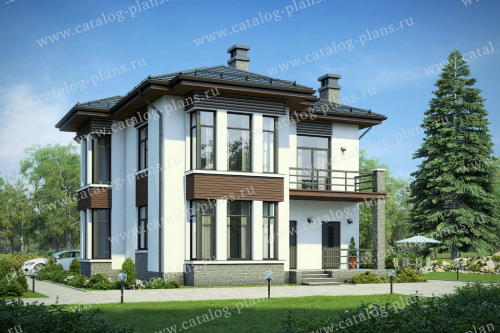 проект дома д1926