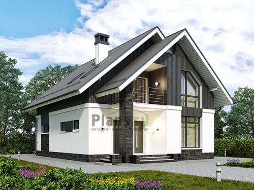 проект дома д1908