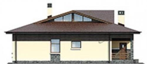 проект дома д1924