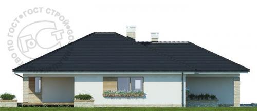 Проект дома м237