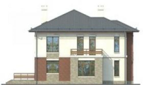 проект дома д1936