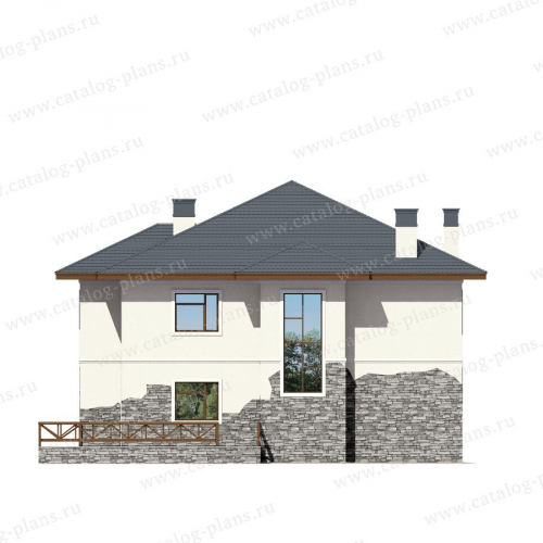 проект дома д1938