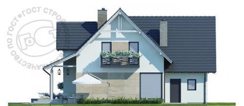 Проект дома м239