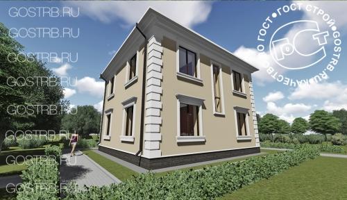 проект дома м878