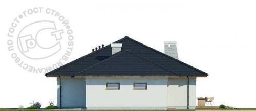 Проект дома м243