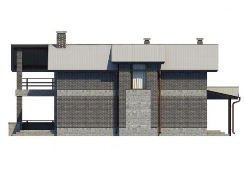 проект дома м495