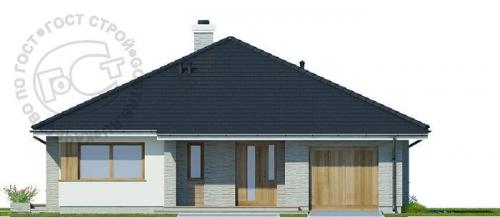 Проект дома м244