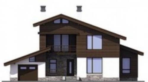 проект дома д1929