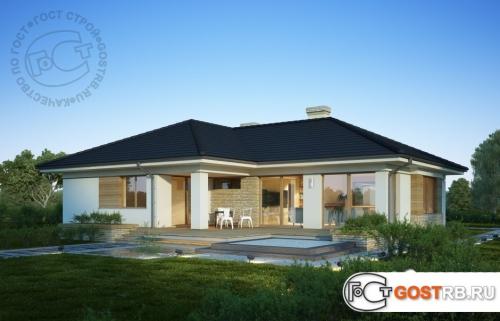 Проект дома м249